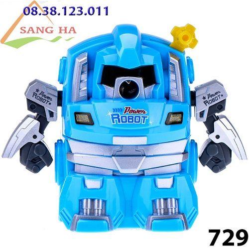 Gọt chì quay tay - hình Robot Deli - 729 chính hãng   Giải pháp toàn diện cho văn phòng   Pulse   LinkedIn