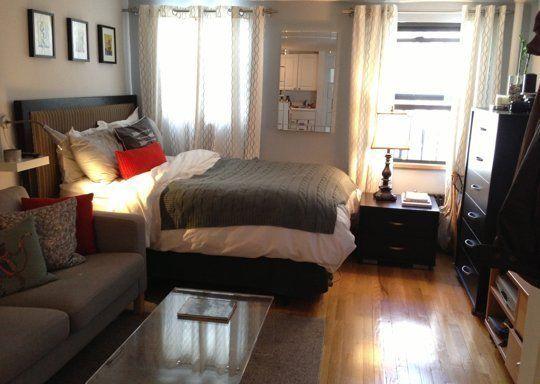 Alexander S Small Space Big Challenges Small Cool Contest Studio Apartment Decorating Small Room Design Apartment Layout