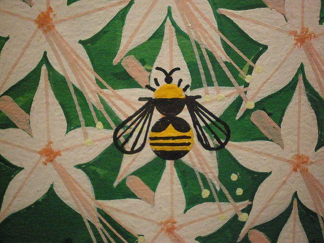 Charley Harper -- Faun -- detail