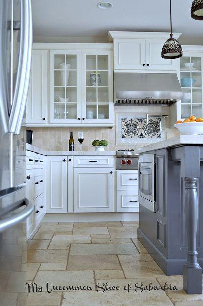 White And Elegant Kitchen Remodel Idea  Elegant Kitchens Kitchen Gorgeous Kitchen Remodel Design Inspiration Design