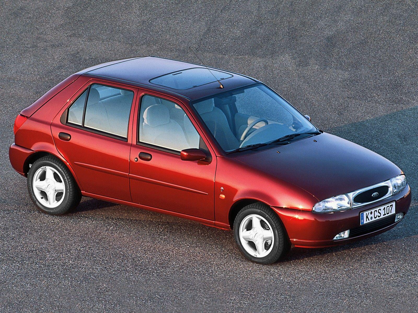 Ford Fiesta Ghia 5 Door Worldwide 1995 99 In 2020 Ford Fiesta Ford Ford Motor