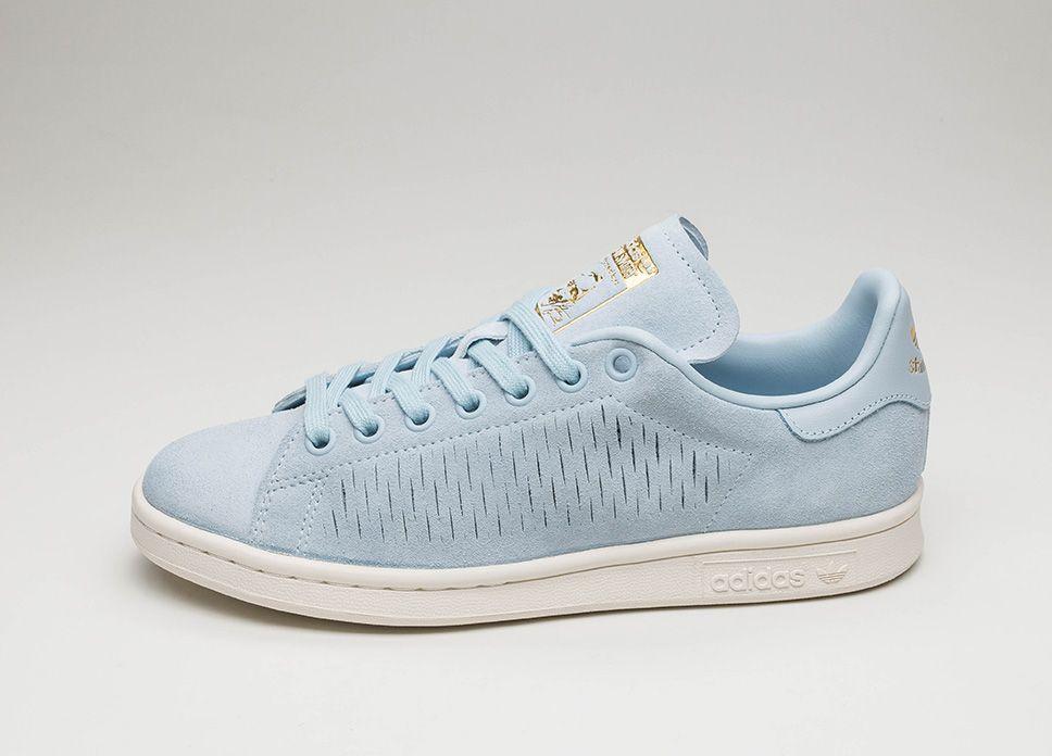 adidas Stan Smith W (Easy Blue Easy Blue Chalk White