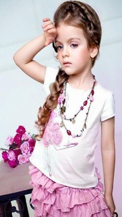 Free Download New Kind Of Stylish Baby Girls Facebook Profile