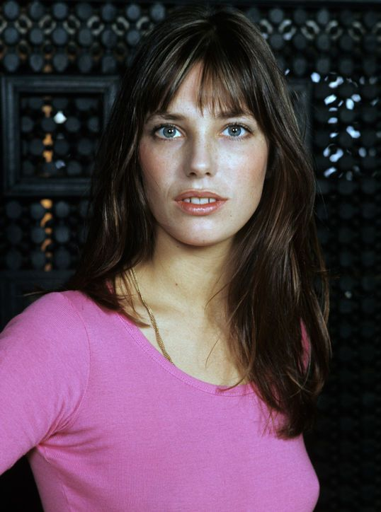 47f602c4e50 Jane Birkin In The 60s S Eye Makeup Was Super Mod With Major