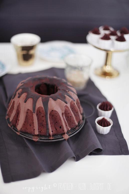 Frulein Klein  Rezepte Backen  Baileys kuchen Kuchen