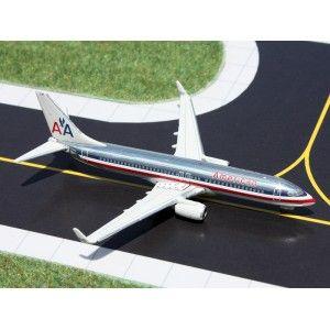 American Airlines B-737-800 1:400 by Gemini jets | bernie | Jet