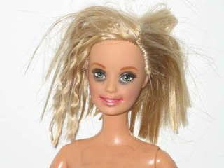 Image result for cut up barbies