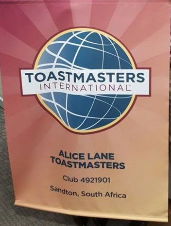 Toastmasters Speech Contest Flyer Template