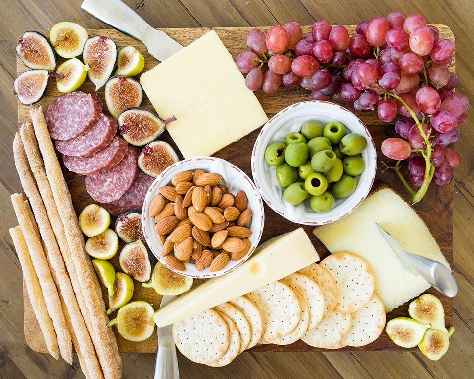 Fall Cheese Platter   Wine Pairing!
