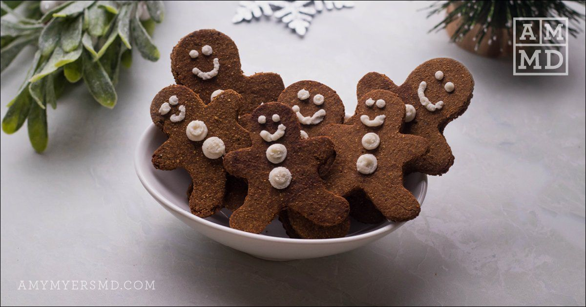 Gingerbread Men Recipe (With images) Recipes, Gluten