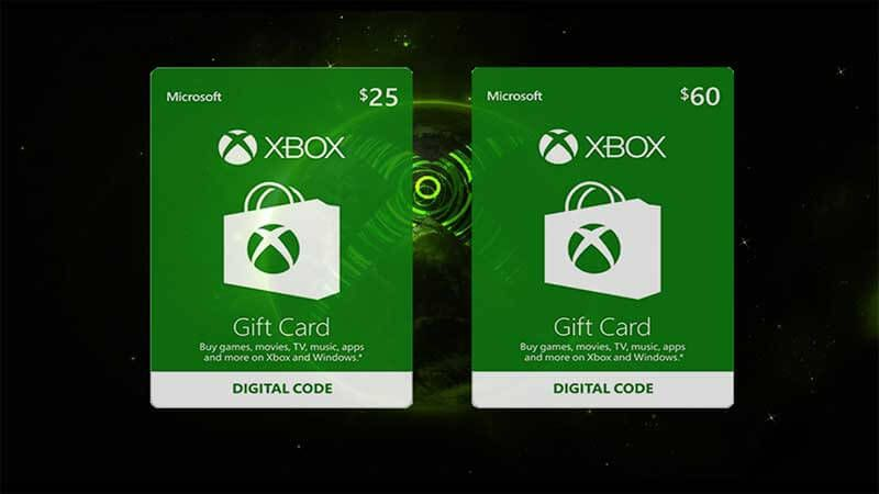 Today We Want To Share With You You The Free Xbox Gift Card Codes