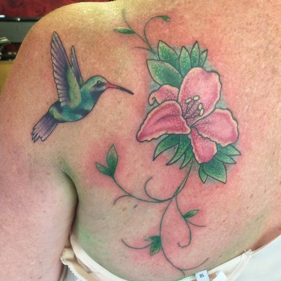 59 Amazing Lily Flower Tattoo Designs That Every Girl Loves Lily
