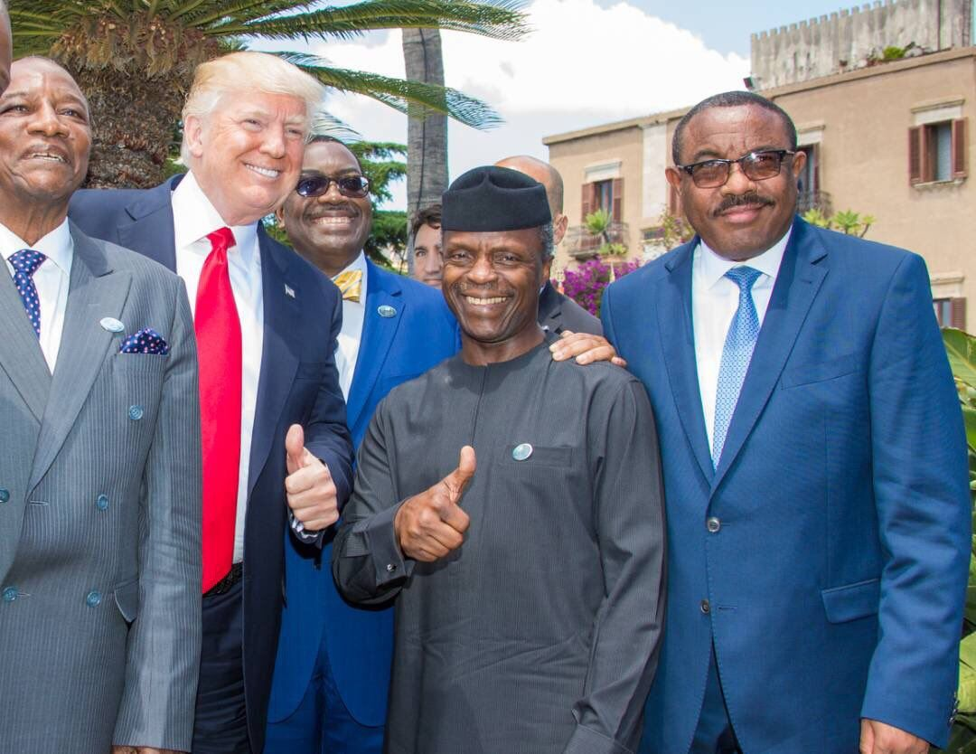Why Africa Is Confident Of The Future – Yemi Osinbajo