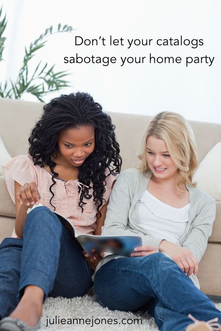 Adult home party business