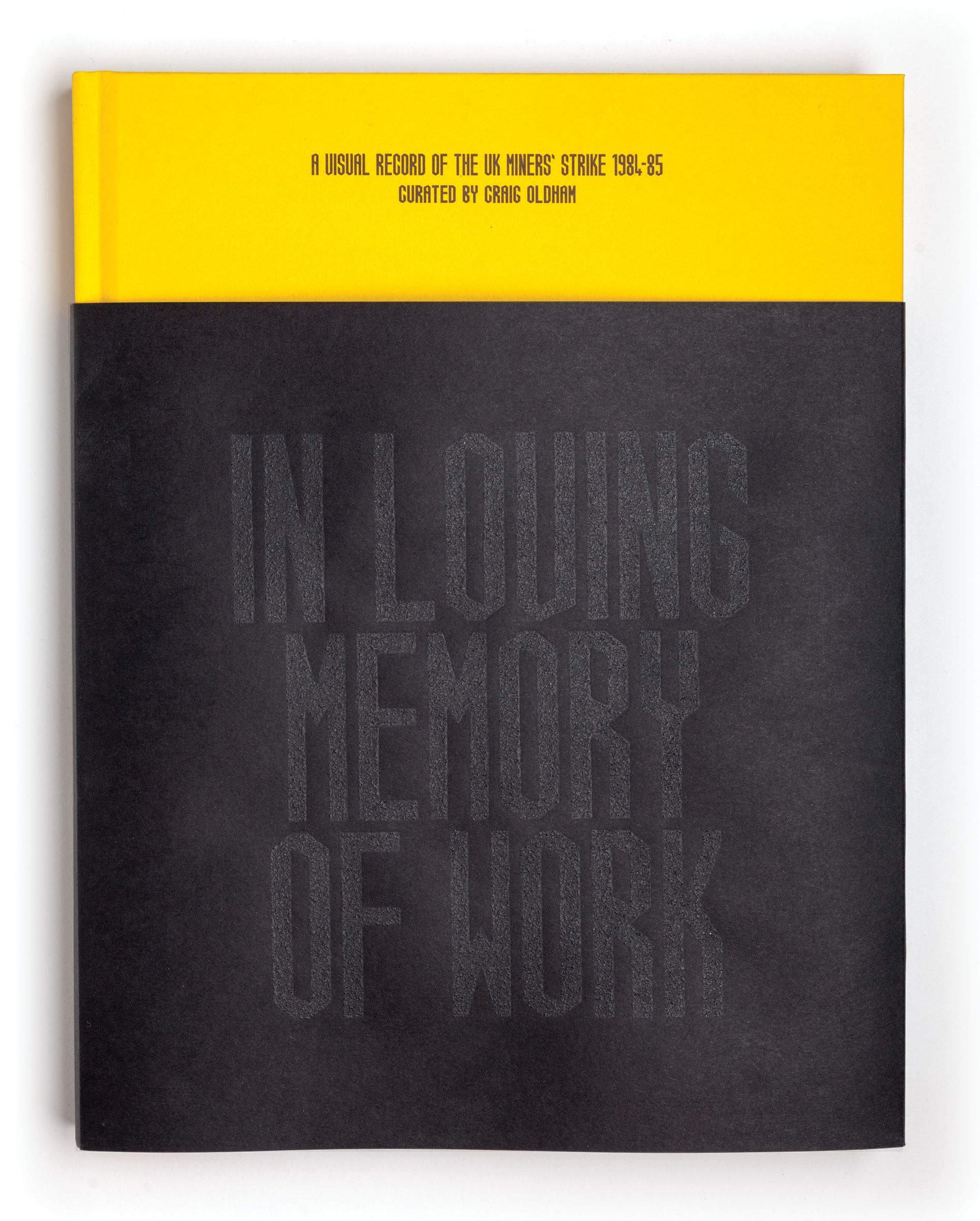 In Loving Memory of Work Book Cover Inspiration