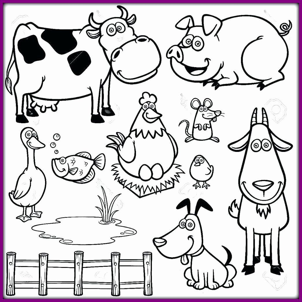 Animal Farm Coloring Pages New Farm Animals Worksheets Farm Animal Coloring Pages Animal Coloring Pages Zoo Animal Coloring Pages