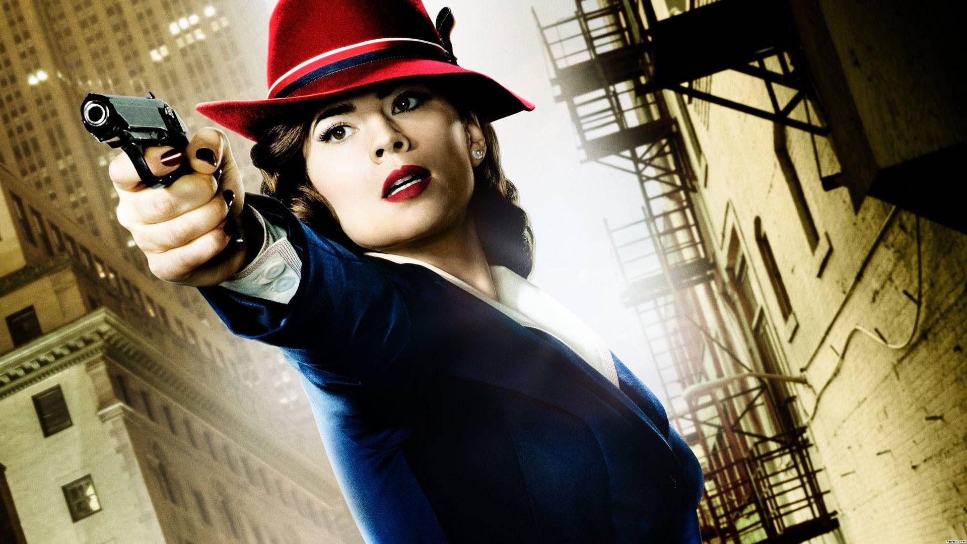 Hayley Atwell Is Begging for AGENT CARTER to Continue as a Movie or TV Special