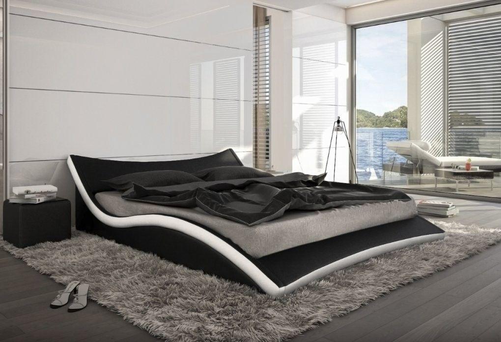Bett Somnium Mit Bettkasten Designbett Von Rechteck Von Designer Bett 200x200 In 2020 Lederbett Designer Bett Bett 200x200