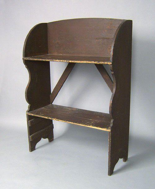 Lancaster County Pennsylvania Painted Poplar Bu Primitive Furniture Primitive Decorating Country Vintage Kitchen Cabinets