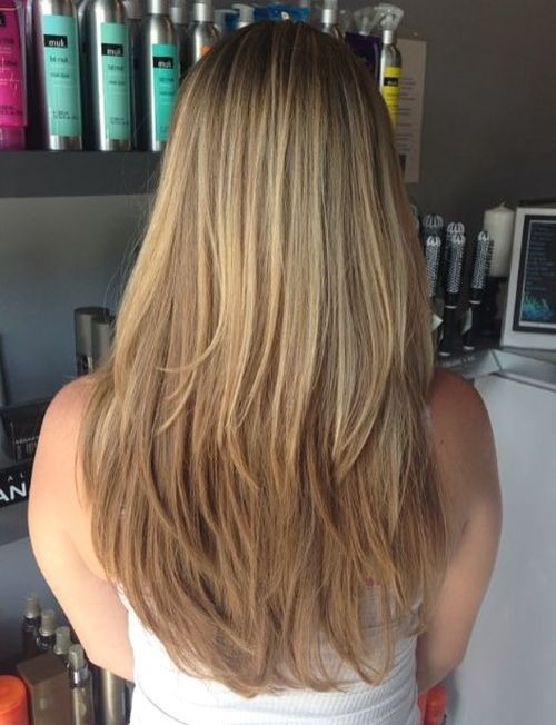 Haircuts For Long Hair With Layers - The Newest Hairstyles