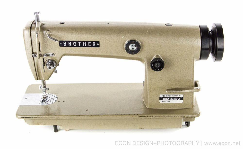 Brother Industries DB40B4040 Industrial Lockstitch Sewing Machine Impressive Db2 B755 3 Brother Sewing Machine Parts