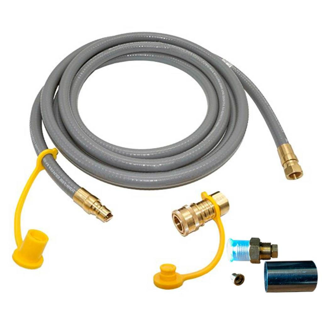 Propane To Natural Gas Conversion Kit Gas Hose Gas Low Pressure