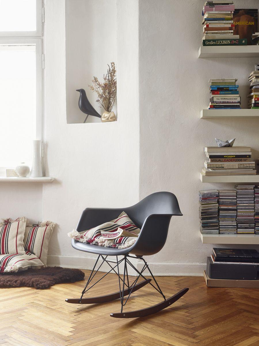 Rar rocking chairs eames style rar rocking arm chair grey - Rocking Side Chair Diningchairs Velvetchair Chairdesign Comfortable Chair Modern Chairs Ideas