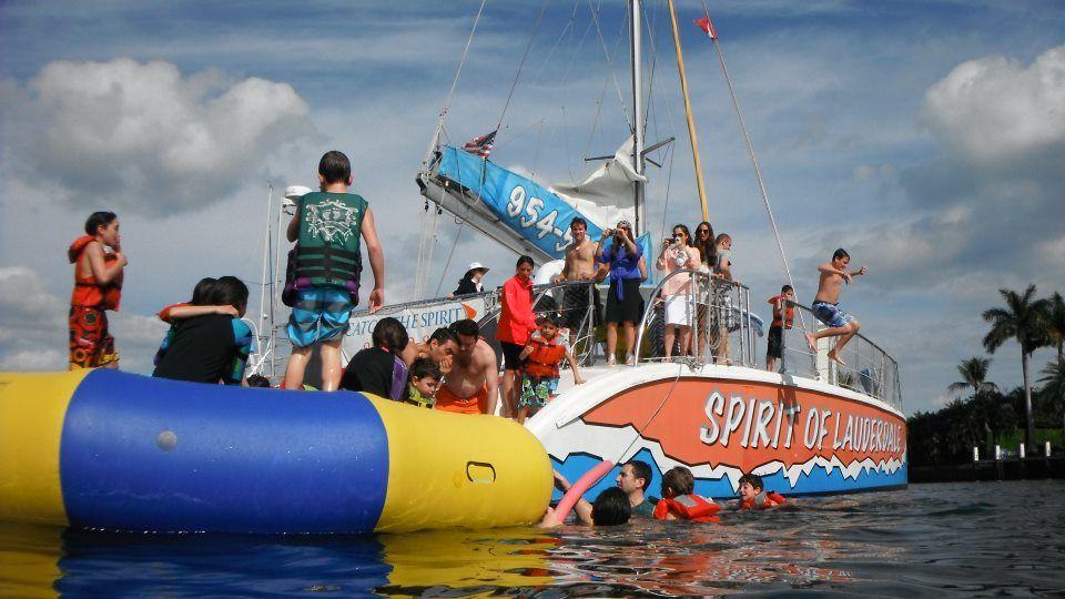 Catamaran charters fort lauderdale lauderdale sailing