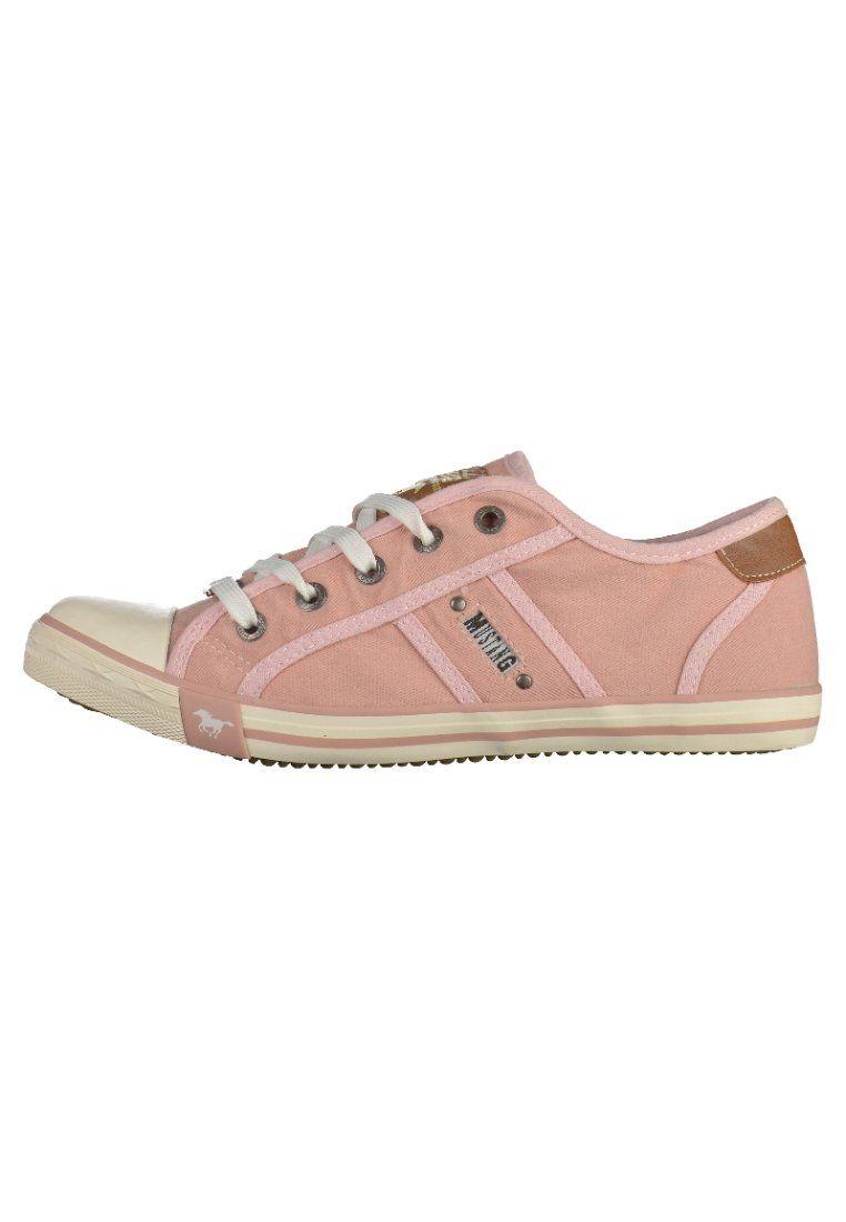 Chaussures Mustang Baskets basses - coral rose: 44,95 € chez Zalando (au
