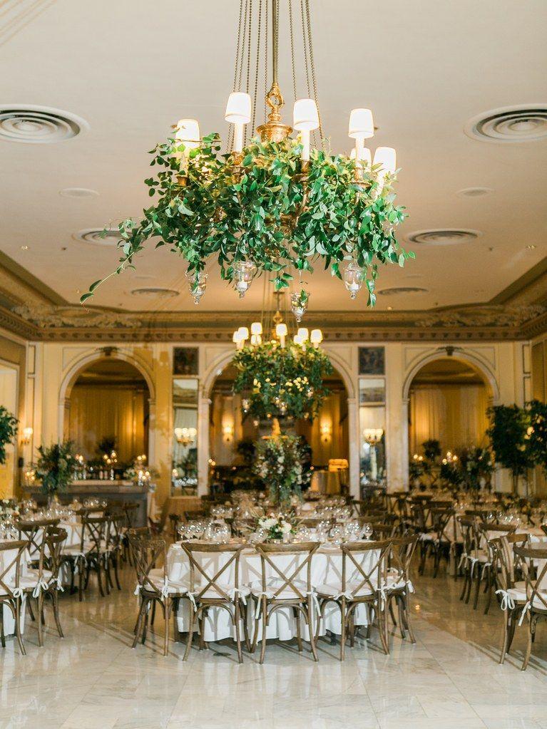 A Flower-Filled Wedding in Colorado Springs | Brides.com