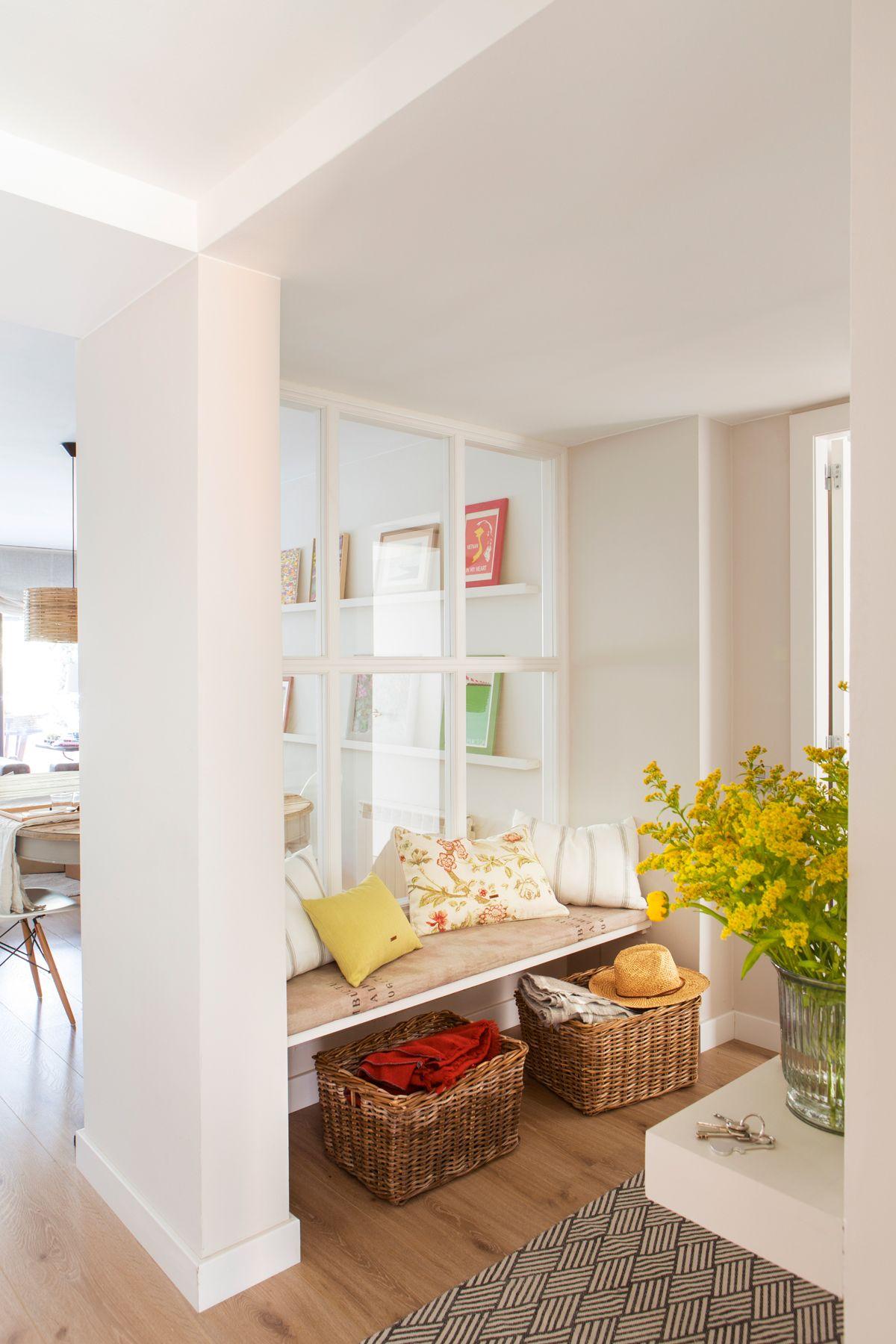 10 ideas geniales para recibidores reales recibidores - Ideas para recibidores ...