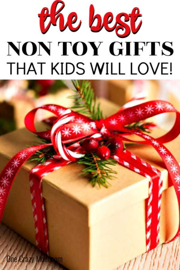 Non Toy Christmas Gift Ideas For Kids 25 Gift Ideas That Kids Will Love Christmas Gifts Toys Travel Themed Gifts Christmas Gift Box