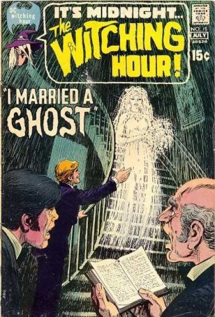 In the 90s, gay marriage was controversial. In the 70s, the hot-button issue was ghoul marriage.