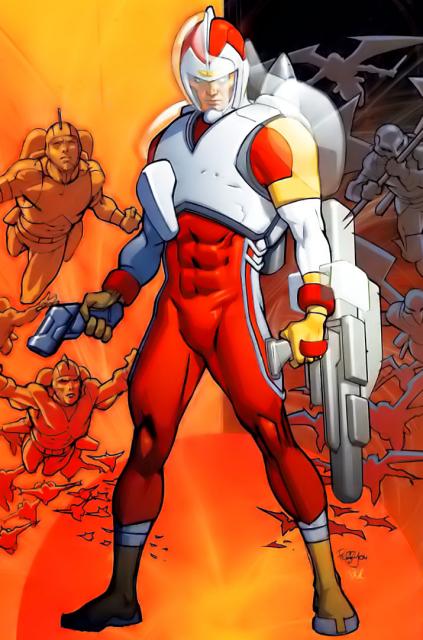 Adam Strange (Character) - Comic Vine   Cool d list heroes