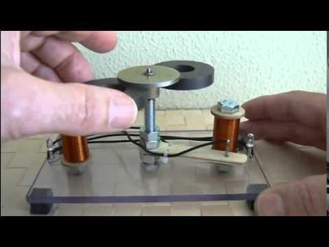 اختراعات منزلية لانتاج طاقة كهربائية مجانية Free Energy Magnet Motor Youtube The Originals