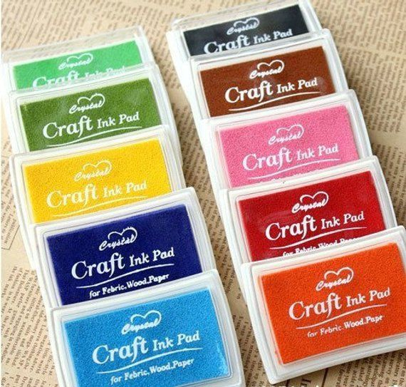 Craft Ink Pad Set
