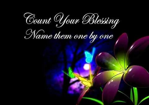 Image result for Count your blessings kjv