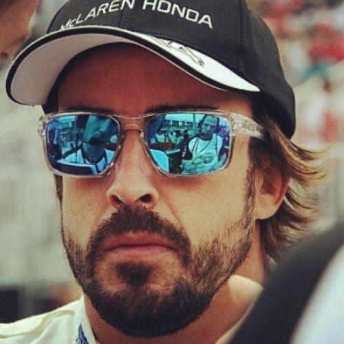 8ec081ff10e Fernando Alonso at least enjoys Oakley  sunglasses  oakley ...