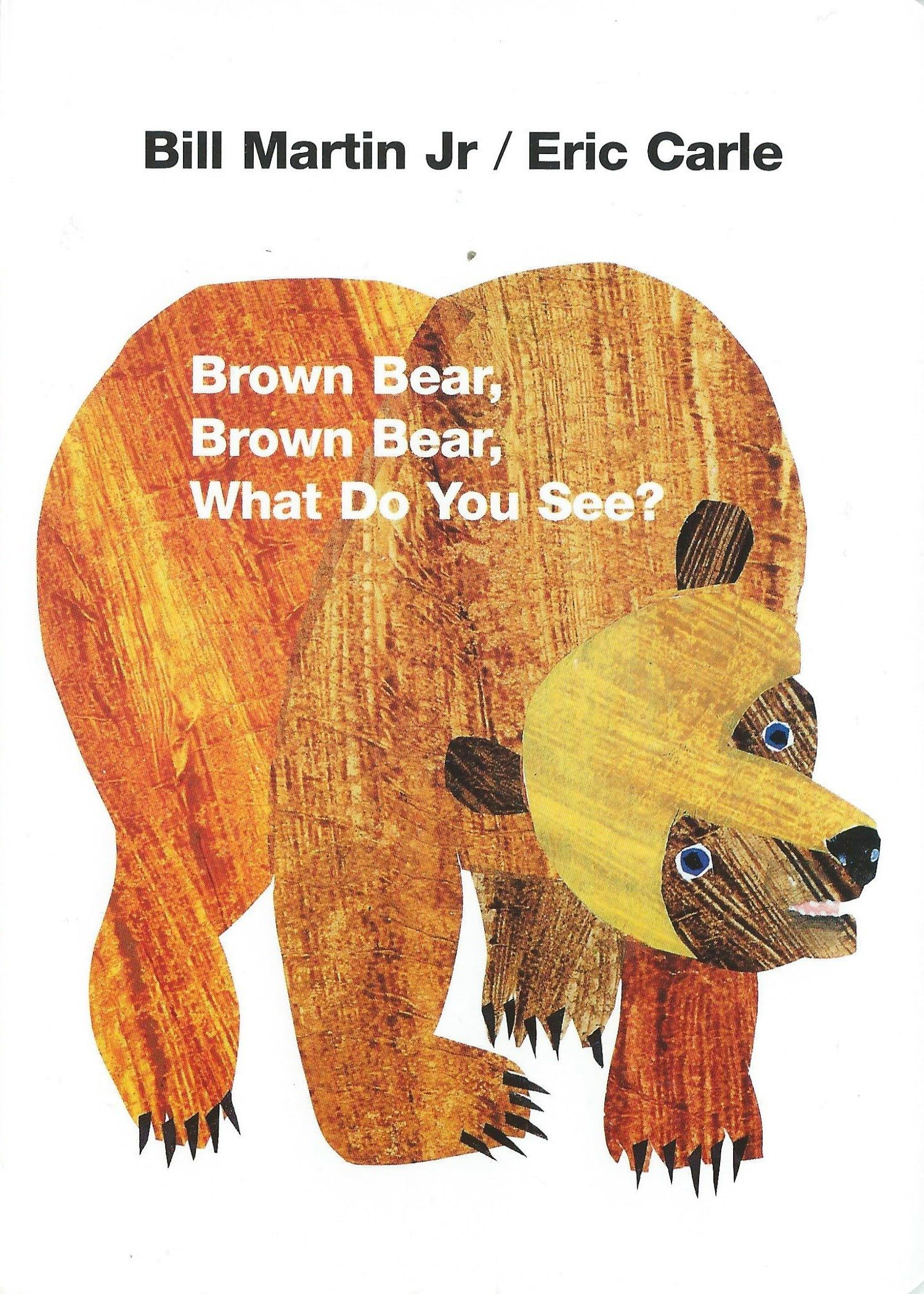 Brown Bear Brown Bear What Do You See Brown Bear Picture