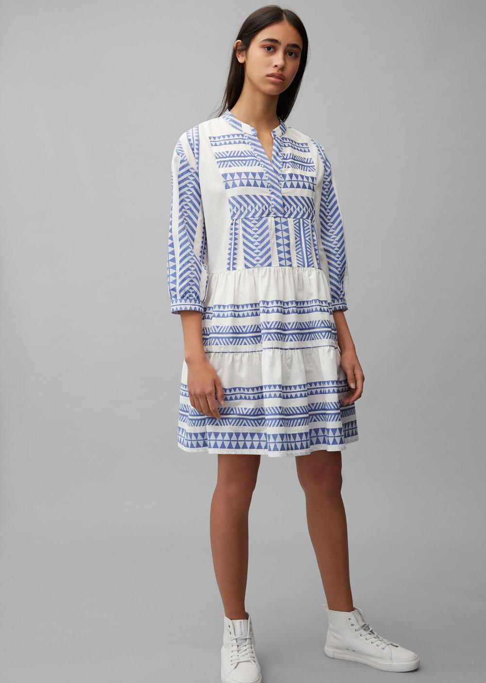 Tunic Dress Multi Fashion Tunic Dress Knit Dress [ 1407 x 1000 Pixel ]