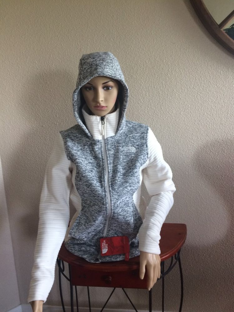 dccc8e40b the North Face W Indi 2 Hoodie Pka Vint Wht S #fashion #clothing ...