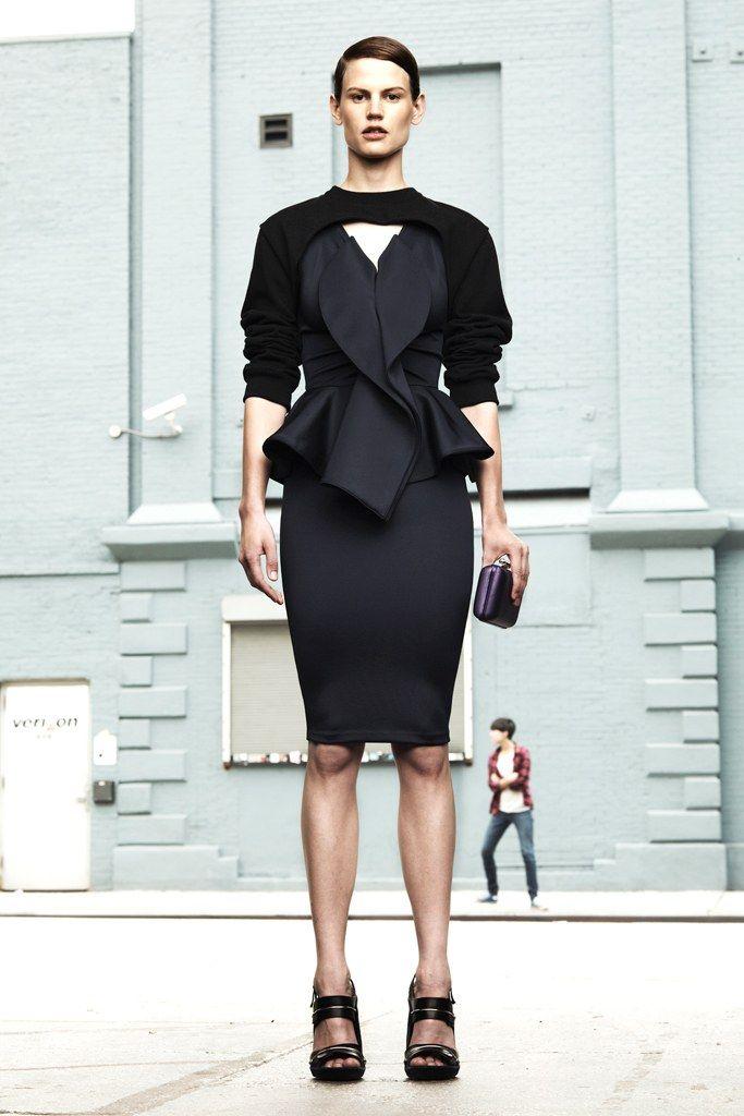 Givenchy Resort 2012 Fashion Show - Saskia de Brauw