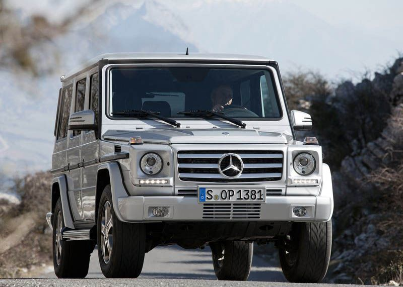 2013 Mercedes Benz G Class Mercedes Benz G Class Wikipedia The