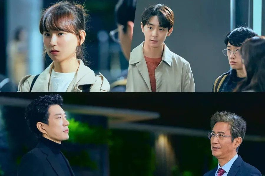 "Ryu Hye Young, Hyun Woo, And More Are Surrounded By Mystery In ""Law School"""