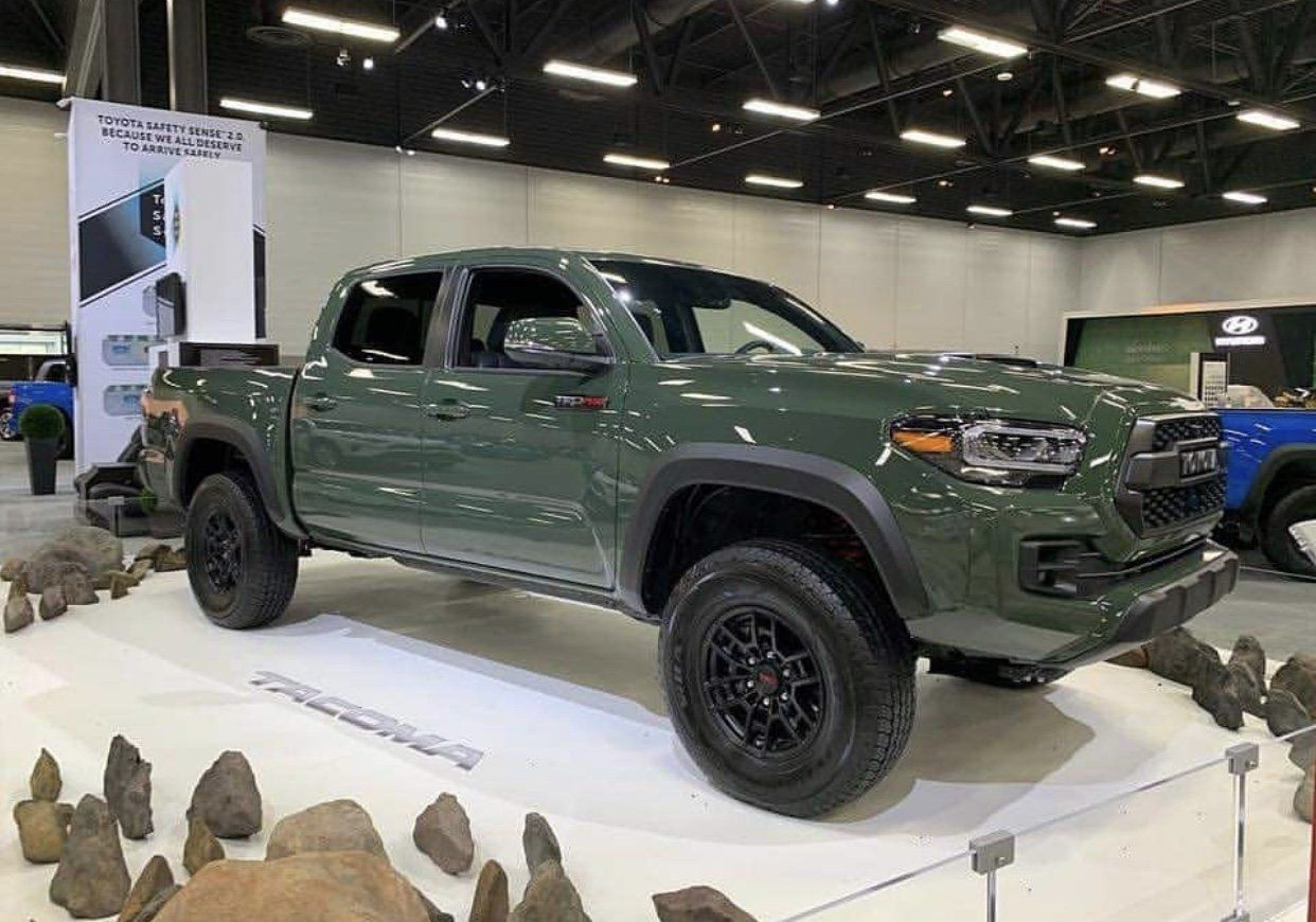 The 2020 Toyota 4runner Trd Pro in 2020 Toyota 4runner