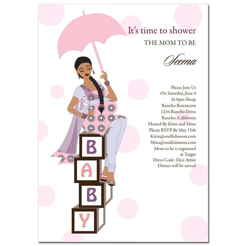 how to make baby shower invitations online