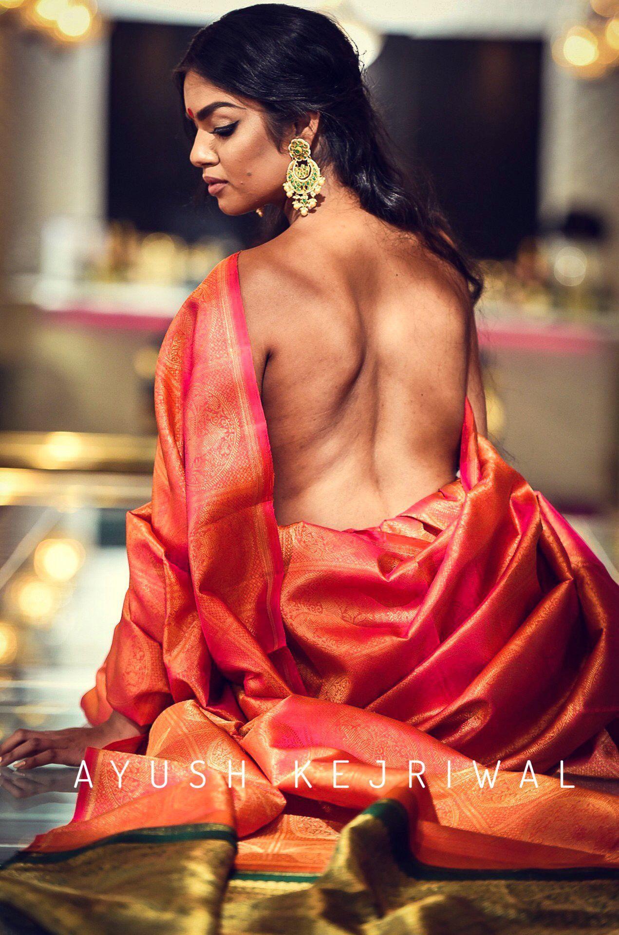Kanjiveram Saree By Ayush Kejriwal For Purchases Email Me