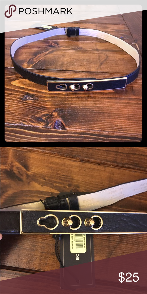 NWT BCBGMAXAZRIA belt NWT! BCBGMaxAzria Accessories Belts