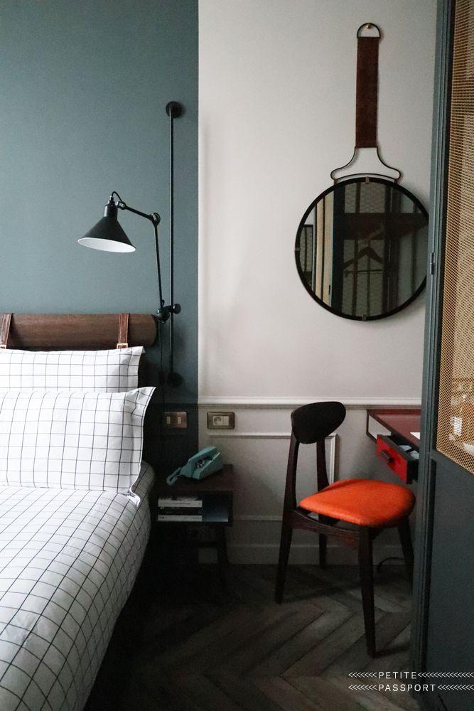 Small Hotel Room Design: Hotel Room Design, Bedroom Interior
