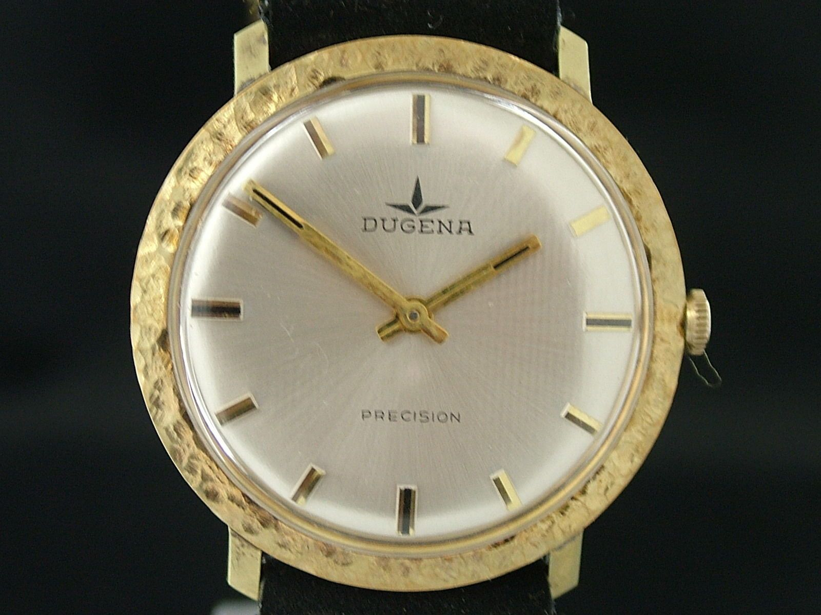 Vintage dugena #gents swiss mechanical #watch 1960s nos #brand new old stock,  View more on the LINK: http://www.zeppy.io/product/gb/2/162227826919/